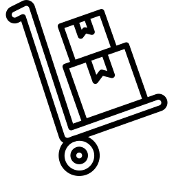 shipping icon flatelements